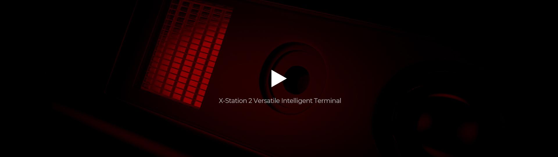 Suprema X-Station 2